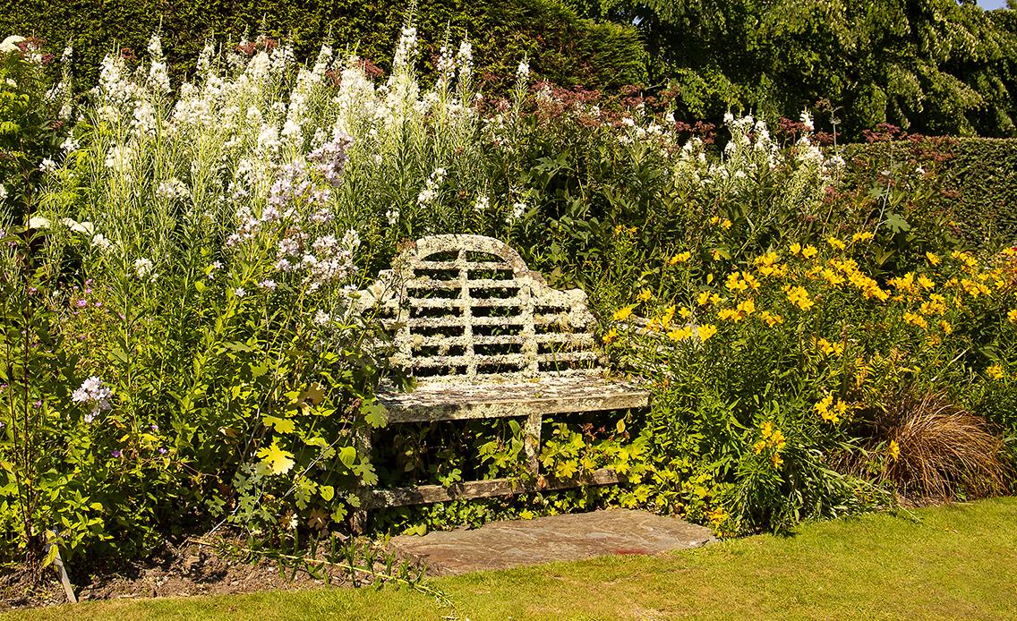 garden house seat 29-6