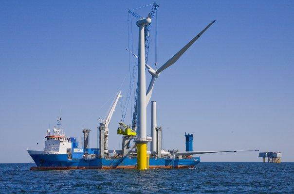 More turbine assenbley